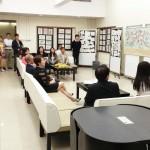 計劃統籌、視覺藝術科科主任Sisi老師介紹今次計劃的由來